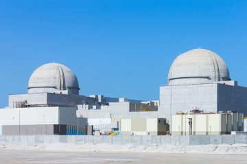 The UAE becomes the first Arab country to harness nuclear energy