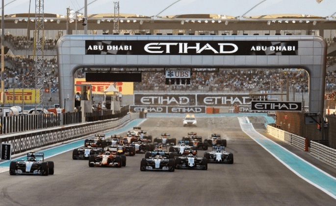 Abu Dhabi Grand Prix confirmed for December