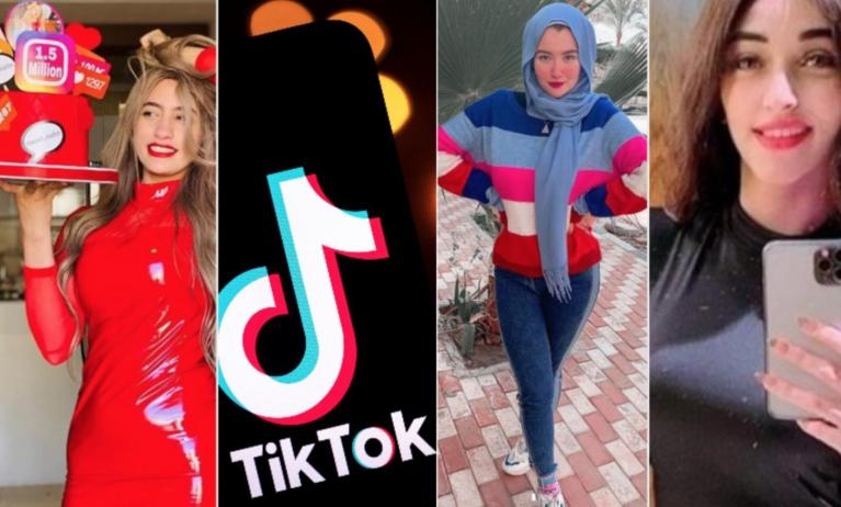 Egyptian TikTok influencers arrested for 'violating family values'