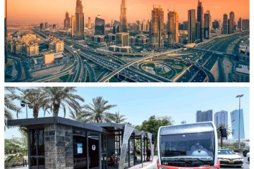 Dubai bus network to get AI co-pilot