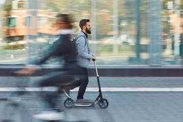 E-scooter trial to start across Dubai next week