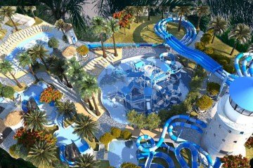 There's a brand new water park coming to Dubai