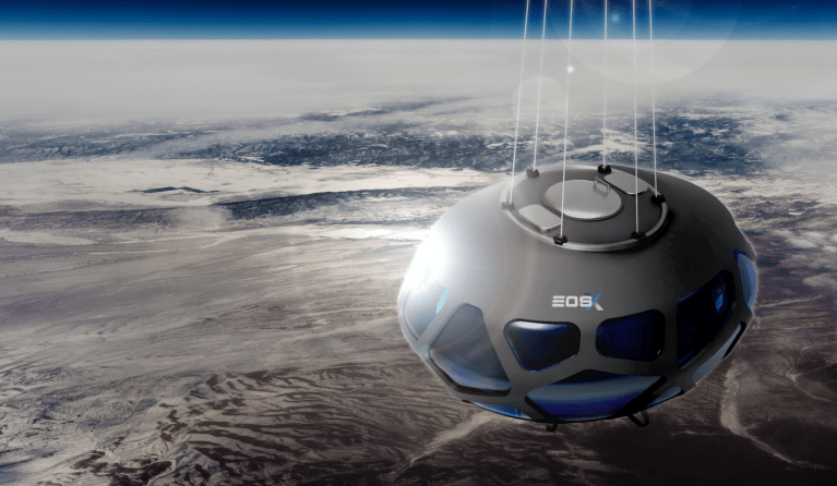 This company in Dubai wants to take you into space on a balloon for $150,000