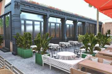 Soho Garden launches Soho Beer Garden, the perfect winter destination