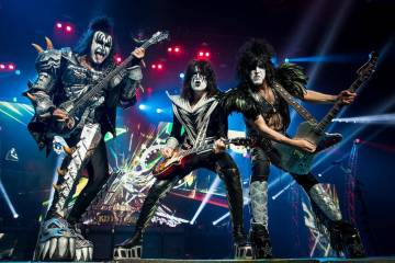 KISS are going to blow up AED3.5 million at their Dubai NYE gig