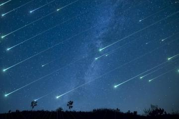 Stunning meteor shower heading to Dubai on December 13