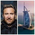 David Guetta to DJ from the Burj Al Arab helipad