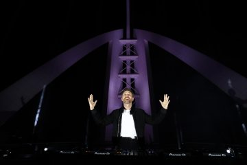David Guetta Burj Al Arab DJ set lives up to the hype