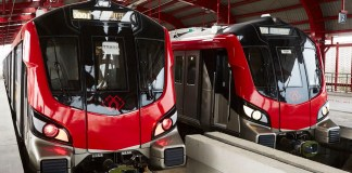 Dubai, Riyadh Metro supplier Alstom launches Lucknow Metro in India