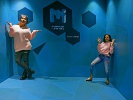 Museum of Illusions in Dubai