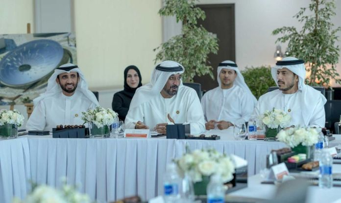 The Expo 2020 meeting was chaired by committee chairman Sheikh Ahmed bin Saeed Al Maktoum, who is also the President of the Department of Civil Aviation and Chairman and CEO of Emirates Airline and Group.