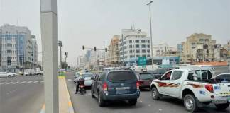 Now, get a 'yellow card' for making this traffic violation in UAE