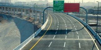 New roads to ease traffic in Dubai