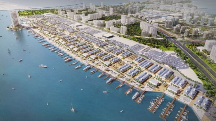 Dubai awards $121m contract to build bridges to Deira Islands project