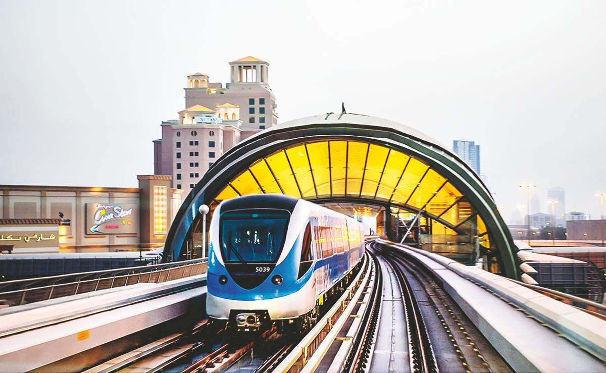 Dubai Metro's Red Line to be partially closed on weekends