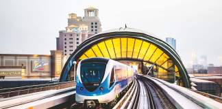 Live close to Dubai Metro, the rents are lower