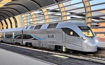 First night journey launched by Saudi Railway