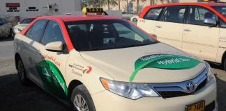 Faster taxi service with cameras in Dubai among 75 AI projects
