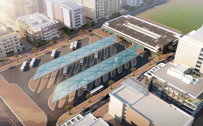 RTA awards contract for building two bus passenger stations at Oud Metha, Al Satwa