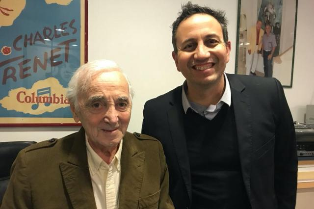"""WITH CHARLES AZNAVOUR'S BLESSING, """"FORMIDABLE! AZNAVOUR"""" BECOMES HIS GREATESTEVER MUSICAL TRIBUTE"""