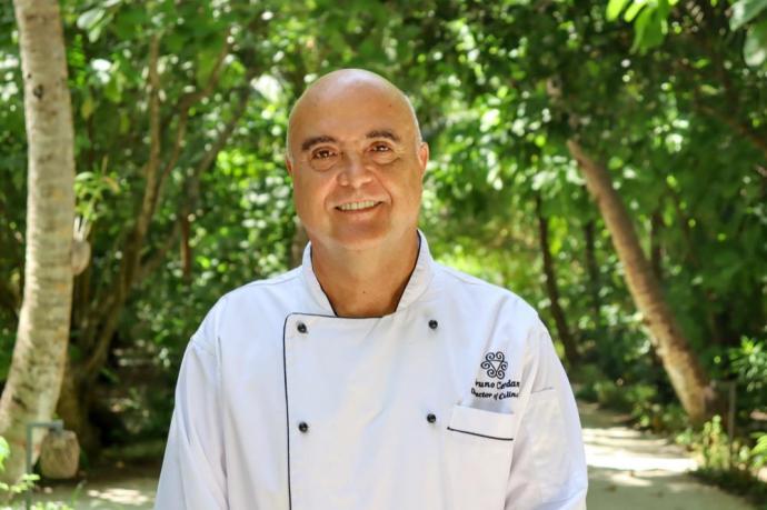 Vakkaru Maldives names Chef Bruno Cerdan as Culinary Director