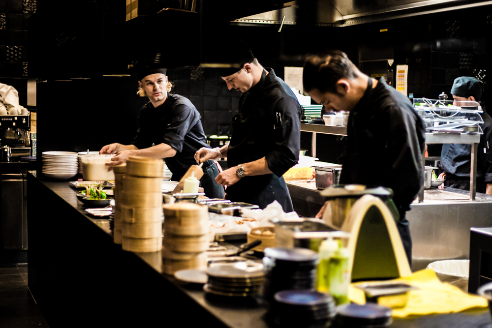 Taiko Amsterdam Celebrates Anniversary with Chef Bobby Geetha of Dubai-born Asha's Restaurant
