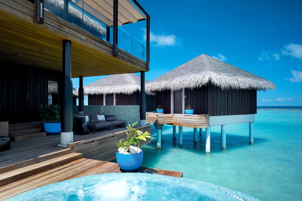 Velaa Private Island Now Easily Accessible for Private Jet Owners