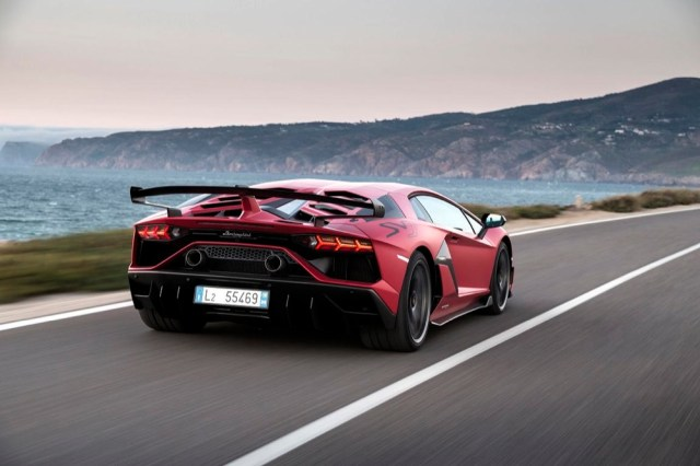 Automobili Lamborghiniachieves record figures in Fiscal Year 2019 Coronavirus poses significant challenges for 2020