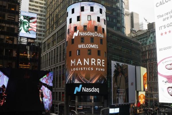 MANRRE LOGISTICS FUND JOINS NASDAQ DUBAI