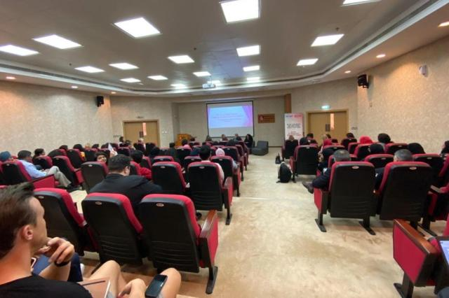 Set Dialogues host Panel Talk for Middle sex University Dubai Students to discuss Juggling Mental Health and University Life