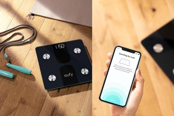Stay healthy at home with eufy Smart Scale