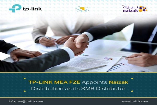 TP-Link Appoints Naizak as New Distribution Partner