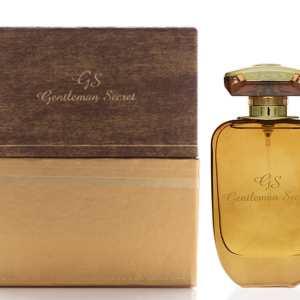 Gentleman Secret Eau de parfum Arabian Oud Fiole et Boite