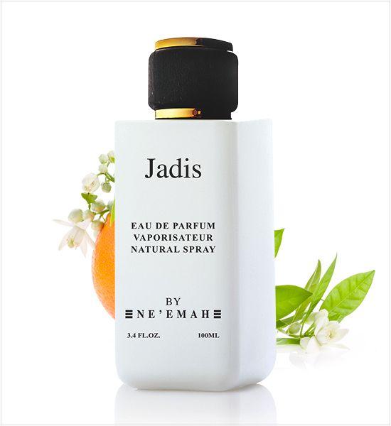 Jadis - Ne'emah - Dubai Parfumerie - Notes - Senteurs - Mandarine - Musc - Fleur d'Oranger