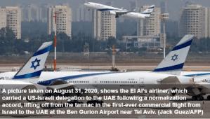 Three Israeli airlines to fly Dubai-Tel Aviv route from December