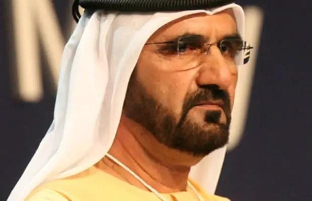 Sheikh Mohammed bin Rashid Al Maktoum, The Burj Khalifa, The Burj Al Arab