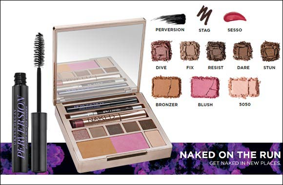 Image result for urban decay naked on the run