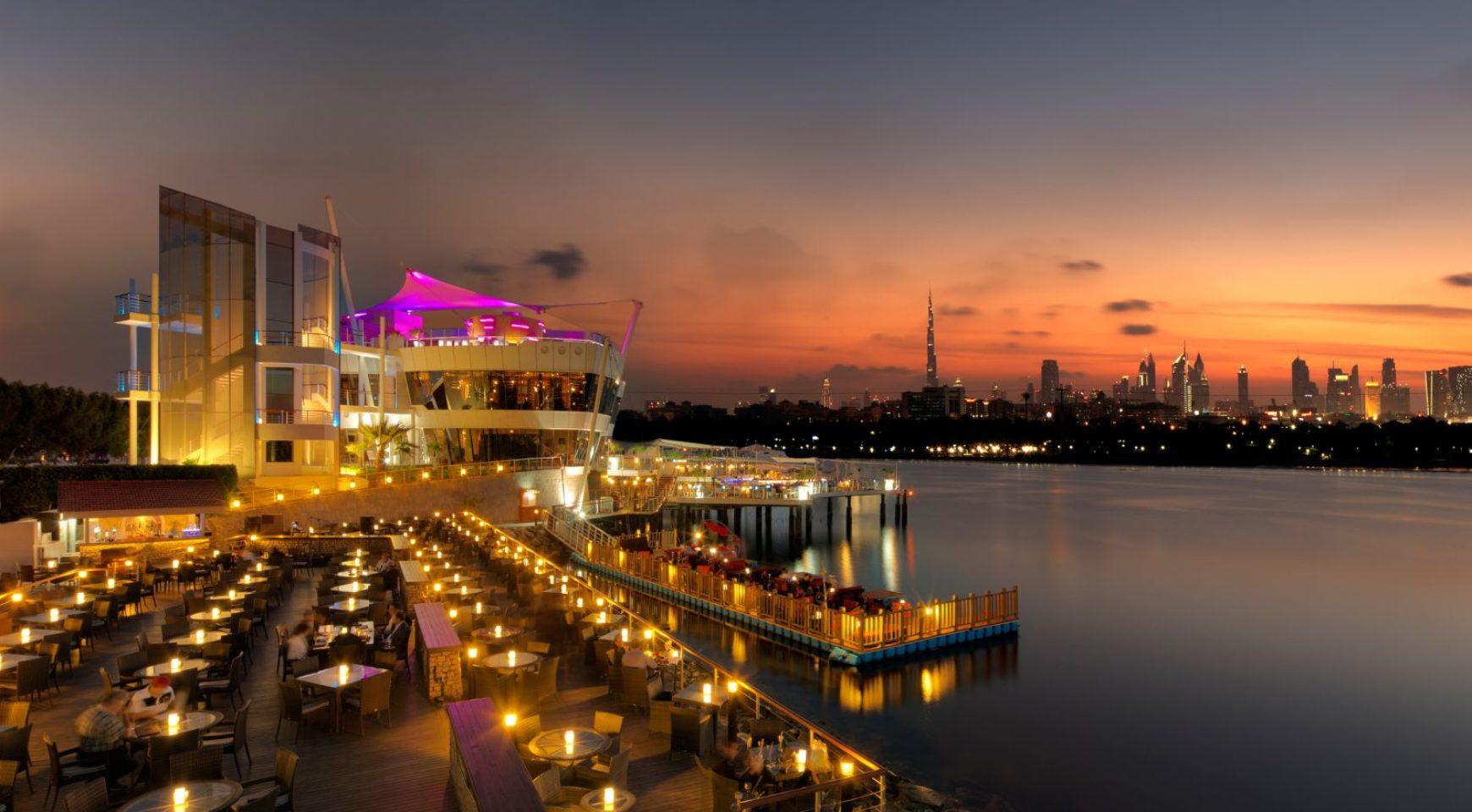 Dubai Creek Golf Clubs Dubai Restaurants Guide