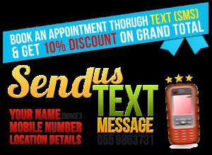 handyman dubai booking sms