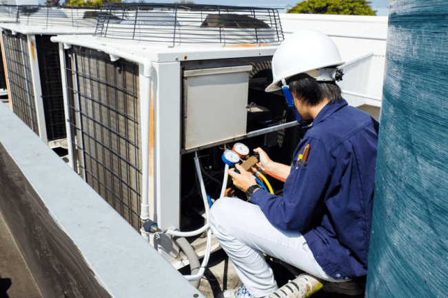 Air Conditioning Services in Dubai