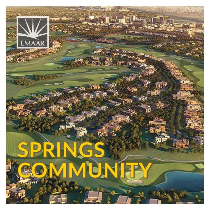 Springs Community Dubai