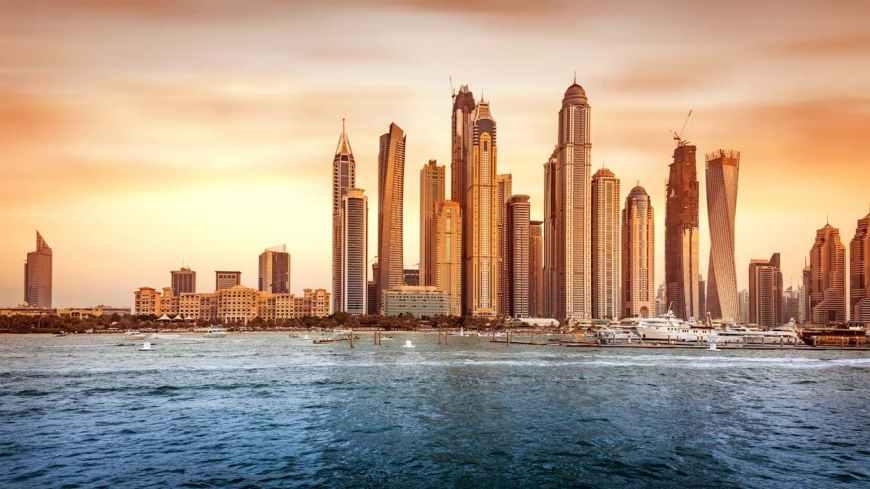 Summer in Dubai