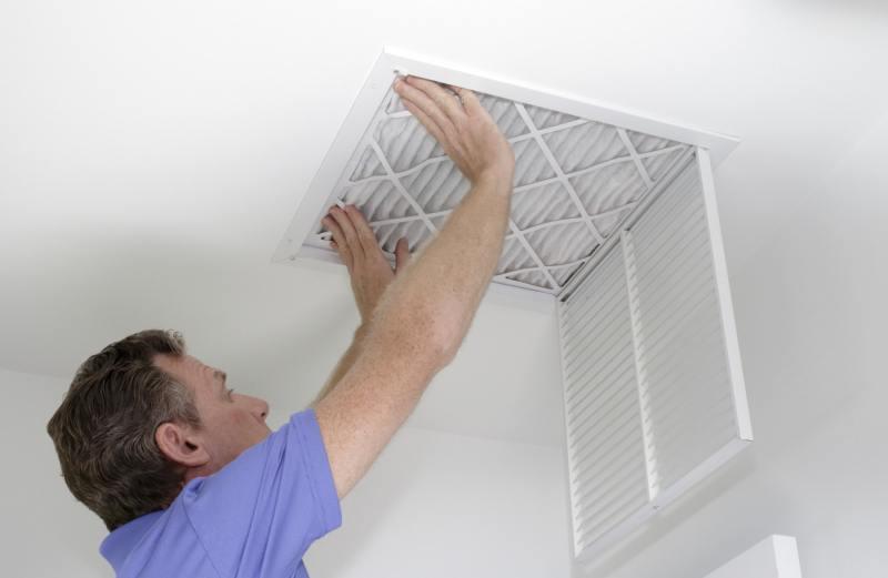 best ducted air conditioner in Dubai