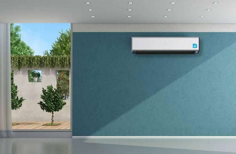 wall mounted split ac