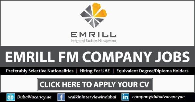 Emrill Careers - Emrill Facilities Management Services LLC
