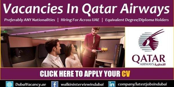 Qatar Airways Careers in Doha 2020 Register Your ...