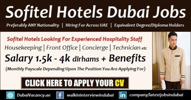 Sofitel Careers Dubai