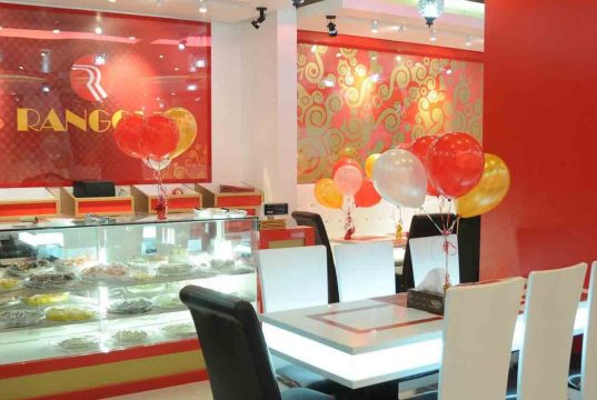 Rangoli Restaurant Dubai