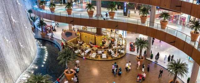 Shops at Dubai mall