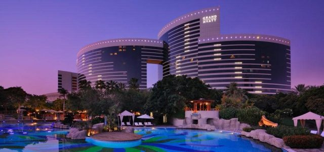 Grand Hyatt in Dubai